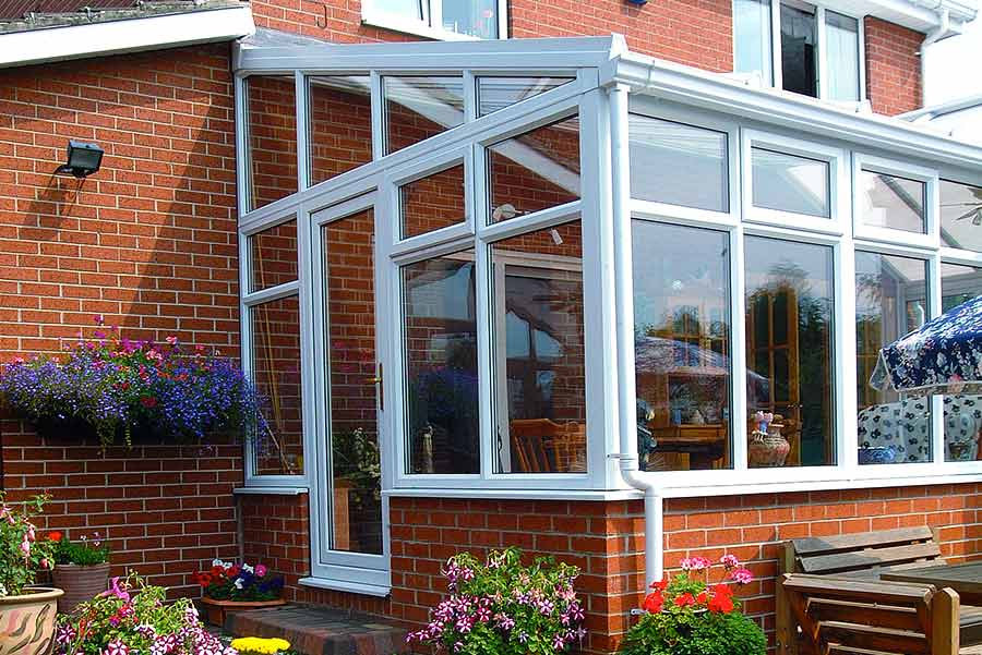 Lean To Conservatories Win Dor