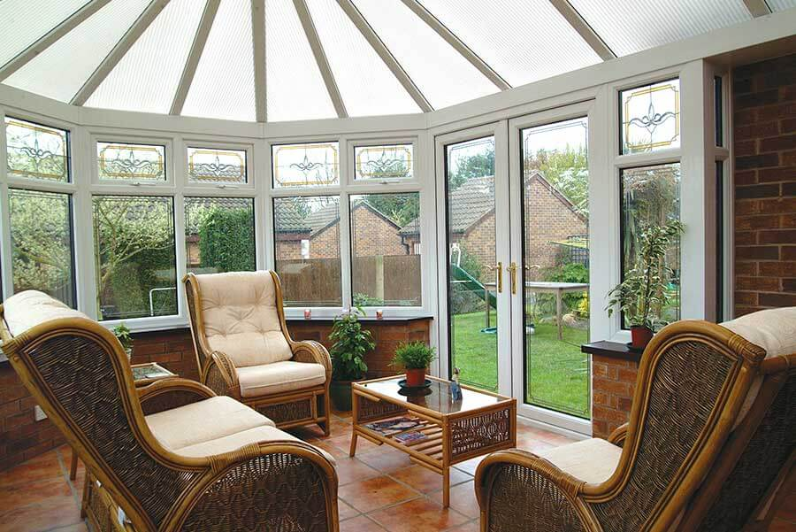 Victorian Conservatories Win Dor